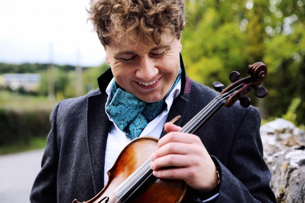 'Meeting Maxim has Changed My Life': An Interview with Violinist Patrick Rafter