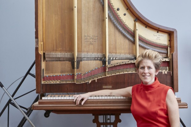 'If we take action, hope will be everywhere': An Interview with Pianist and Composer Sarah Nicolls