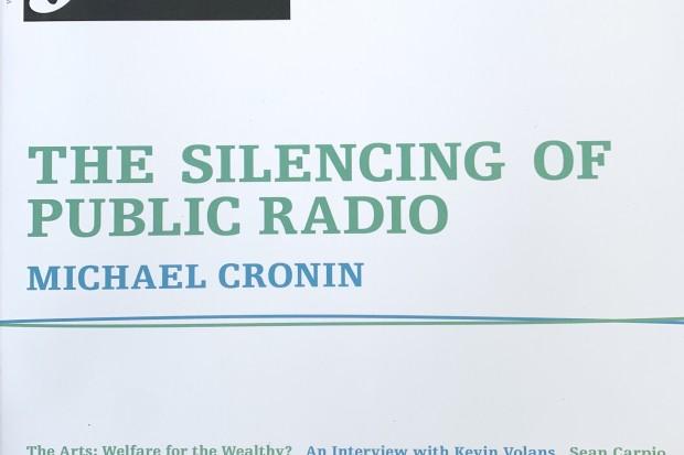 The Silencing of Public Radio