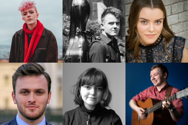 Arts Council of Northern Ireland Announces Recipients of  Young Musicians' Platform Award