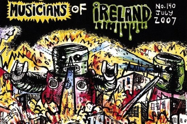 CD Review: Zoid vs. the Jazz Musicians of Ireland
