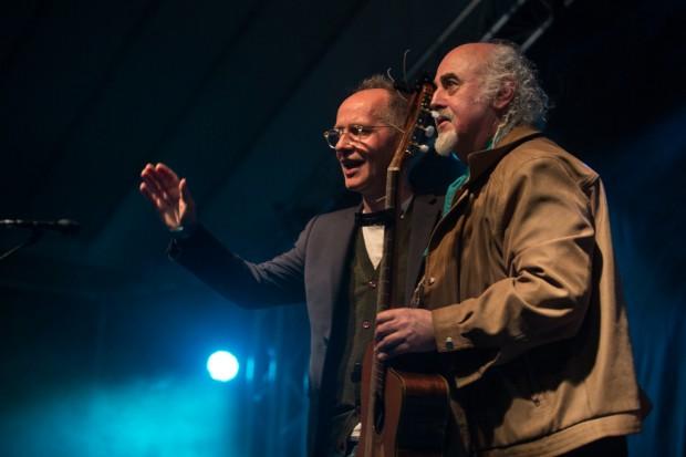 Iarla Ó Lionáird & Steve Cooney in Concert